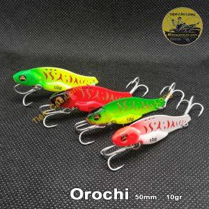 mồi cá giả orochi 10gr và 14gr