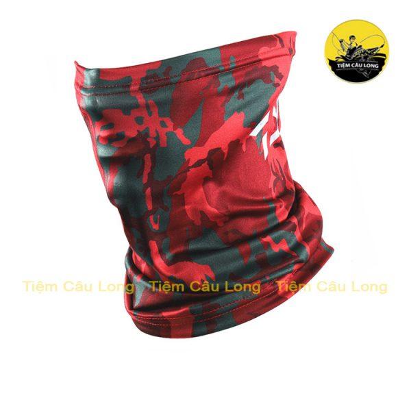 khăn mặt Daiwa màu đỏ