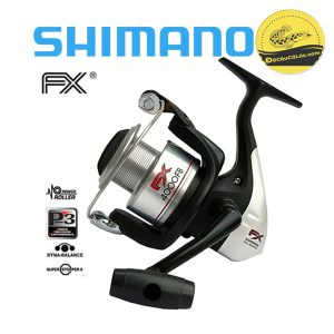 máy câu shimano fx 2500-4000