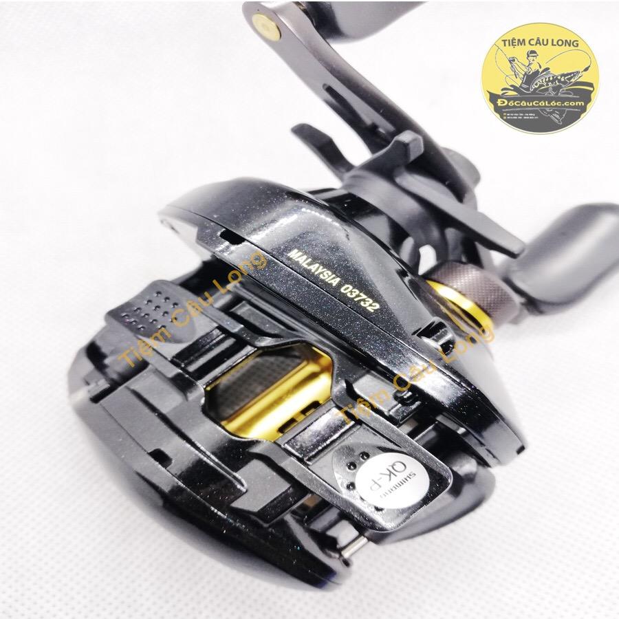 máy ngang câu cá lóc bass one 151 150