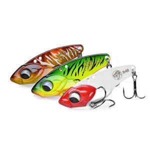 Mồi Cá Giả câu cá lóc R45 Lurefans