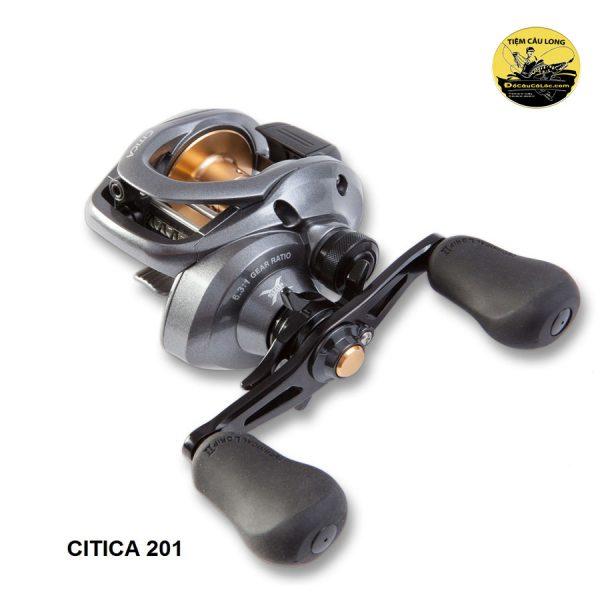Máy câu ngang Shimano Citica 201HG