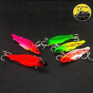 Combo 5 mồi cá giả orochi - Fishsene - cicada