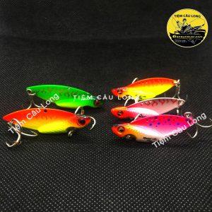 2-Combo 5 Mồi cá giả Orochi Fishsene Cicada 10gr và 14gr