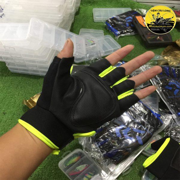 găng tay câu cá daiwa cụt ngón