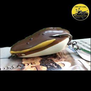 mồi nhái hơi câu cá lóc FrogToon V1