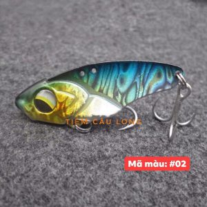 mồi cá giả câu cá lóc LF45