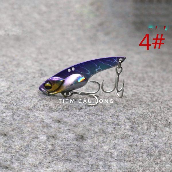 mồi câu cá lóc XL