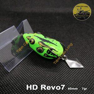 Mồi Nhái Hơi HD Revo7
