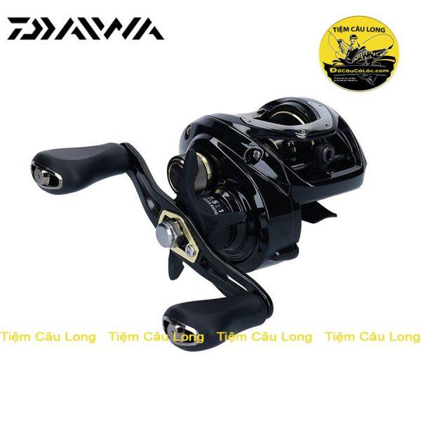 Máy Ngang Daiwa Bass X80HSL