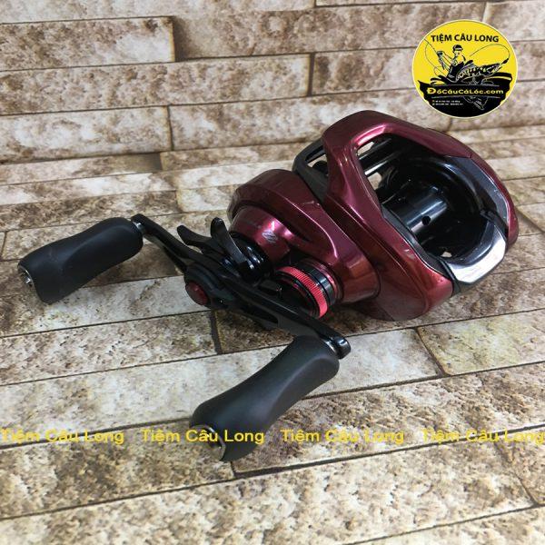 Máy Ngang câu cá lóc Shimano Scorpion MGL 151XG