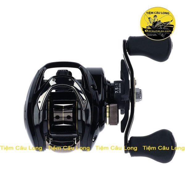 Máy Ngang câu lure cá lóc Daiwa Bass X80HSL