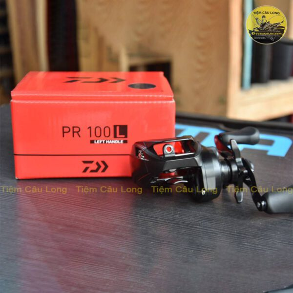 máy ngang giá rẻ Daiwa PR100L